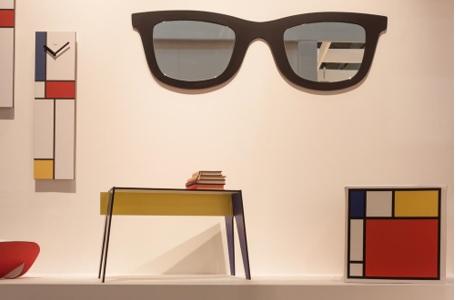mondrian - A decoração no estilo de Piet Mondrian
