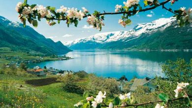 Photo of As belezas da primavera na Noruega