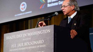 paulo guedes 1 390x220 - Paulo Guedes fala a empresários nos EUA sobre investimentos no Brasil