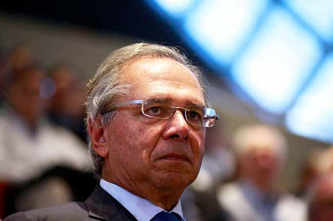 paulo guedes - Paulo Guedes defende mais recursos do pré-sal para estados e municípios