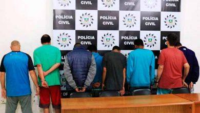 policivil sl 390x220 - Polícia Civil deflagra Operação Cible-Mol e prende criminosos em São Leopoldo