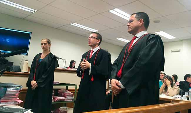 promotores caso bernardo - Caso Bernardo: Ministério Público pede a condenação máxima dos quatro réus