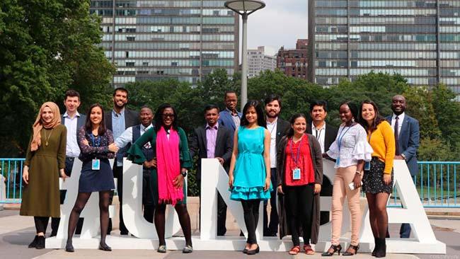raf 2018   unga 0 - ONU oferece bolsa para jovens jornalistas