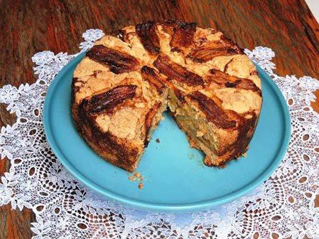 tortabanana - Torta de banana