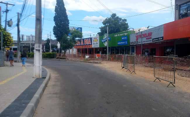 troca de postes - Troca de postes na Joaquim Nabuco está agendada para esta quinta-feira