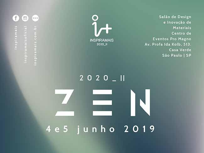 zen - Inscrições abertas para o Inspiramais Zen