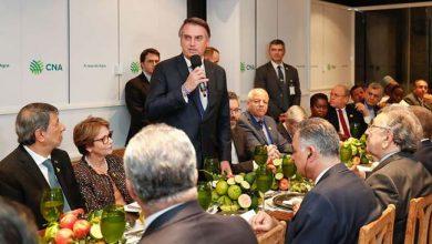 10042019 jantar de confraternizao da federao das associaes mulumanas do brasil fambras 47582542951 o 390x220 - Brasil está de braços abertos, diz Bolsonaro a embaixadores árabes