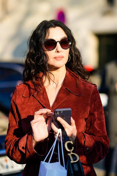 357581 868667 gettyimages file 37 monica bellucci sostellaire2  1  web  - Dior eyewear na Semana de Moda de Paris