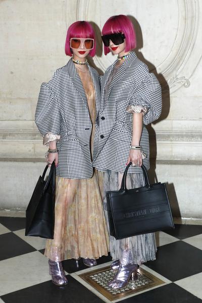 357581 868670 gettyimages 1132361589 aya   ami suzuki diorsolight1  1  web  - Dior eyewear na Semana de Moda de Paris