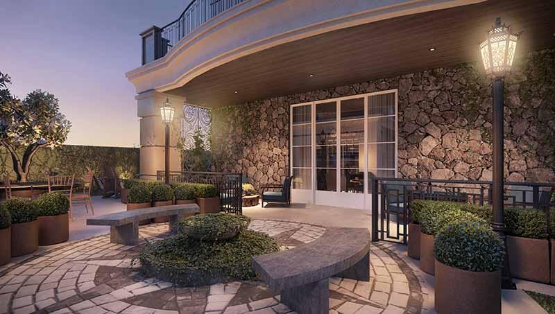 AUR 21 Terraco Coberto EF B - Luxo em Balneário Camboriú: Hamptons Village e Aurora Exclusive Home