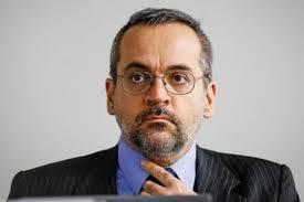Abraham Weintraub - Ministro anuncia nomes de alguns dos novos secretários do MEC