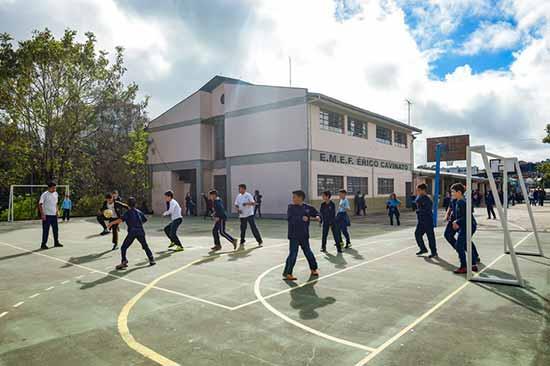 Amob Cidade Nova 1 - Prefeitura de Caxias concede área de lazer para estudantes
