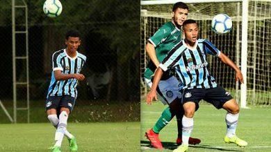 Atletas do Grêmio 390x220 - Atletas do Grêmio são convocados para a Seleção Brasileira Sub-18