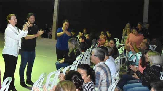 Bairro São José 1 - Fátima Daudt anuncia mais de R$ 4 milhões em investidos no bairro São José