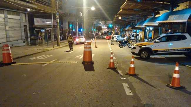 Balada Segura Caxias do Sul - Balada Segura flagra embriaguez em um a cada cinco condutores