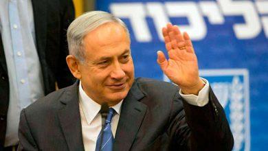 Photo of Benjamin Netanyahu obtém vitória nas eleições em Israel