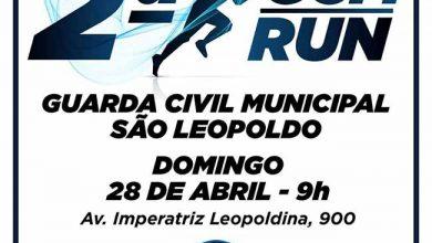 Photo of GCM Run ocorre dia 28 em São Leopoldo