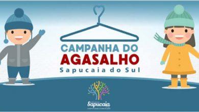 Campanha do Agasalho 2019 site 390x220 - Campanha do Agasalho de Sapucaia do Sul será lançada dia 30