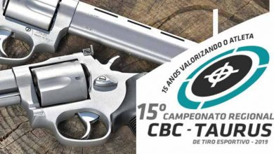 Campeonato Regional CBC Taurus de Tiro Esportivo 390x220 - Campeonato Regional CBC Taurus de Tiro Esportivo