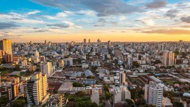 Caxias do Sul foto panorâmica 390x220 - Em Caxias 7,3 mil empresas tem pendências fiscais com a prefeitura