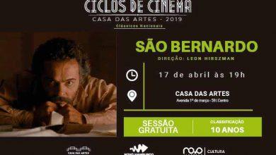 Ciclos de cinema Sao Bernardo 390x220 - Casa das Artes exibe mais um clássico nacional: São Bernardo, de Leon Hirszman