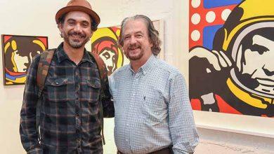 Claudio Tozzi abriu exposição 10 390x220 - Claudio Tozzi abriu exposição em galeria de Miami