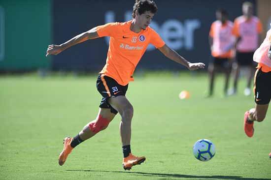 Colorado treina forte 1 - Inter treina forte para enfrentar o Flamengo