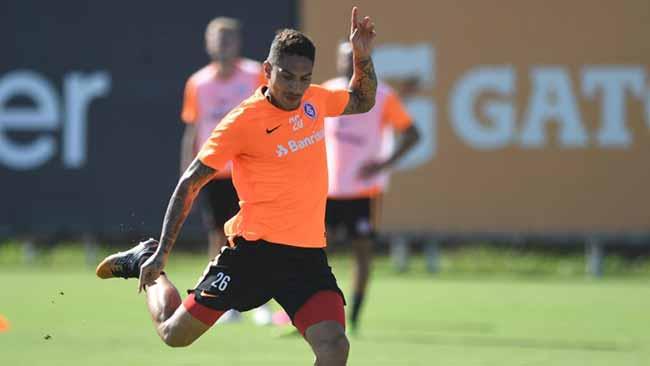 Colorado treina forte 2 - Inter treina forte para enfrentar o Flamengo