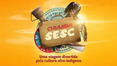 "Cultura Indígena Brasileira 390x220 - Ciranda Sesc apresenta ""Brinquedos e Brincadeiras da Cultura Indígena Brasileira"""