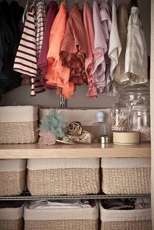 Dicas de organização para apartamentos compatos 2 - Telhanorte dá cinco dicas para organização de apartamentos compactos