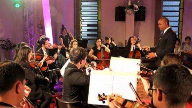 DjalmaCorreaPacheco ConcertoOrquestraIgrejaBomPastor abre 390x220 - Orquestra Municipal de Esteio nesta quinta em Canoas