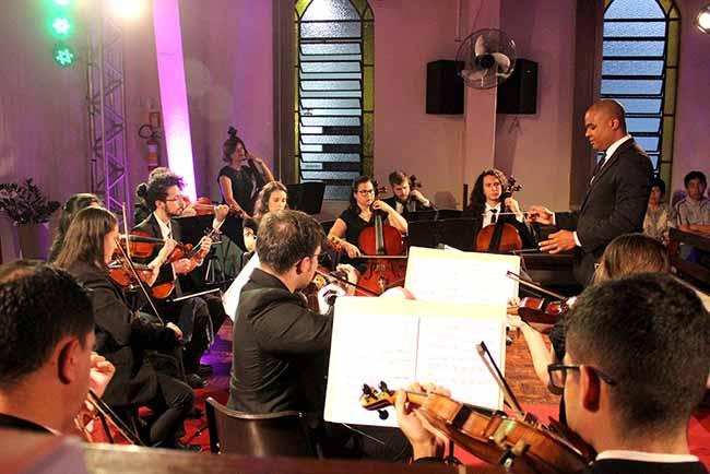 DjalmaCorreaPacheco ConcertoOrquestraIgrejaBomPastor abre - Orquestra Municipal de Esteio nesta quinta em Canoas