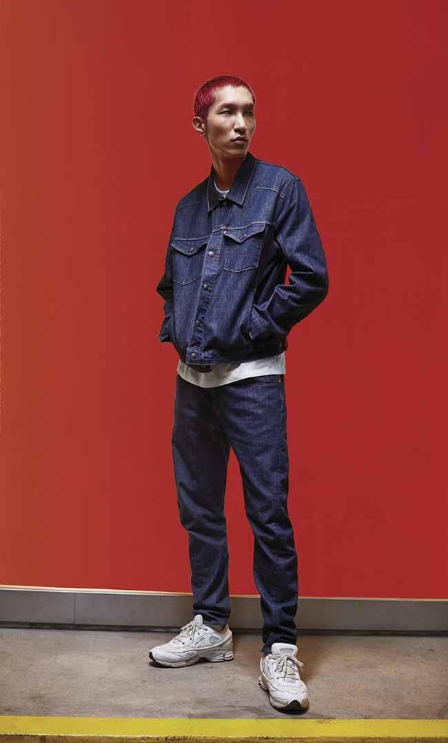 Engineered Jeans2 - Levi's® lança coleção Levi's® Engineered Jeans™