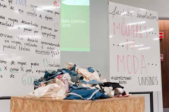 Fashion Revolution na Unisinos Porto Alegre 9 - Semana Fashion Revolution na Unisinos Porto Alegre