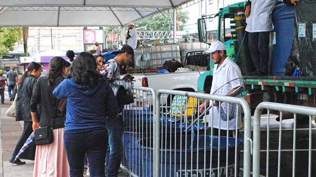 Feira do Peixe Vivo 4 - Primeiro dia da Feira do Peixe Vivo atrai centenas de pessoas em Caxias