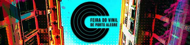 Feira do Vinil de Porto Alegre - Feira do Vinil será domingo (28) na Travessa dos Cataventos
