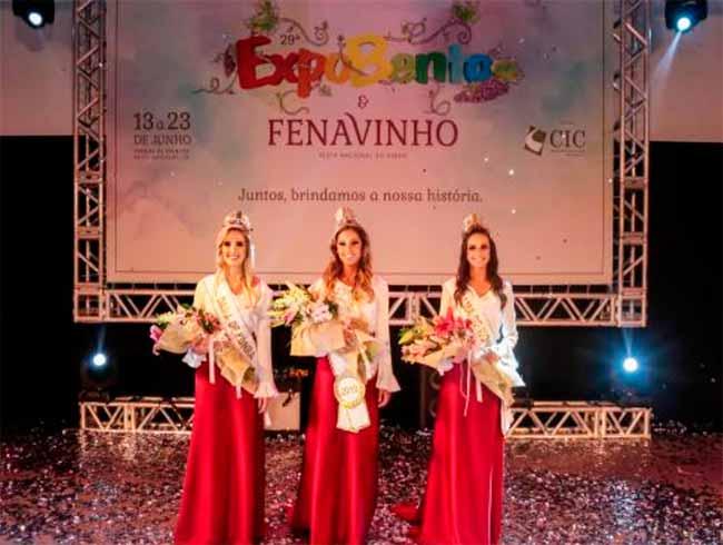 Festa Nacional do Vinho - Eleita a corte da 16ª Festa Nacional do Vinho
