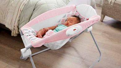 Photo of Fisher-Price faz recall de quase 5 milhões de cadeirinhas de bebê