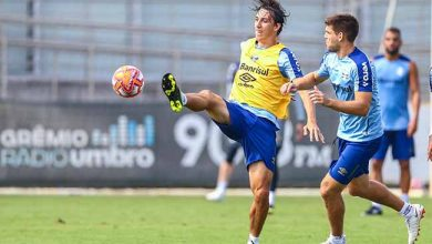 Grêmio Geromel 390x220 - Grêmio acertado para disputa no Beira-Rio