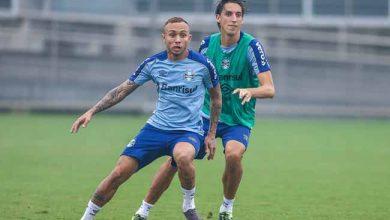 Photo of Grêmio trabalha movimentações de jogo no CT Luiz Carvalho