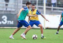 Grêmio treina e embarca para o Paraguai 2 220x150 - Grêmio treina e embarca para o Paraguai