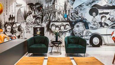 Grafite em casa001 390x220 - Grafite se destaca na decoração