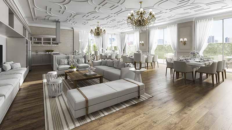 HAM 22 Festas EF - Luxo em Balneário Camboriú: Hamptons Village e Aurora Exclusive Home