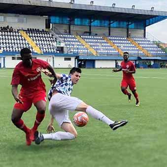 Inter Sub 20 empata com São José 2 - Inter Sub-20 empata com São José no Gauchão