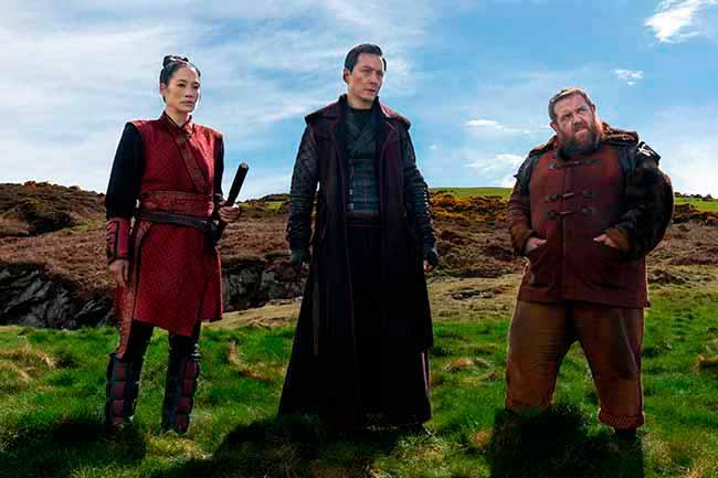 """Into the Badlands - A Viúva faz uma jogada arriscada em episódio de """"Into the Badlands"""""""
