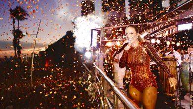 Photo of Ivete Sangalo celebra o aniversário de Salvador