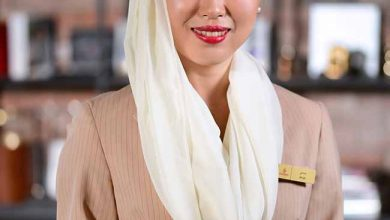 Photo of Tripulação da Emirates enriquece o menu da Primeira Classe com Tofu Royale