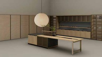 Linha Ikigai 390x220 - Ornare lança coleção West East em Milão