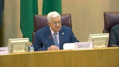 Photo of Presidente palestino diz temer novo plano de paz dos EUA