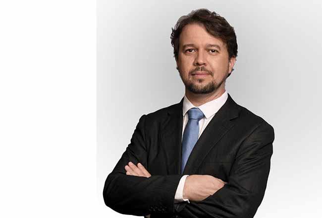 O fundador da instituição Dr. Gustavo Deboni da Silva - EME Doctors inaugura em Balneário Camboriú